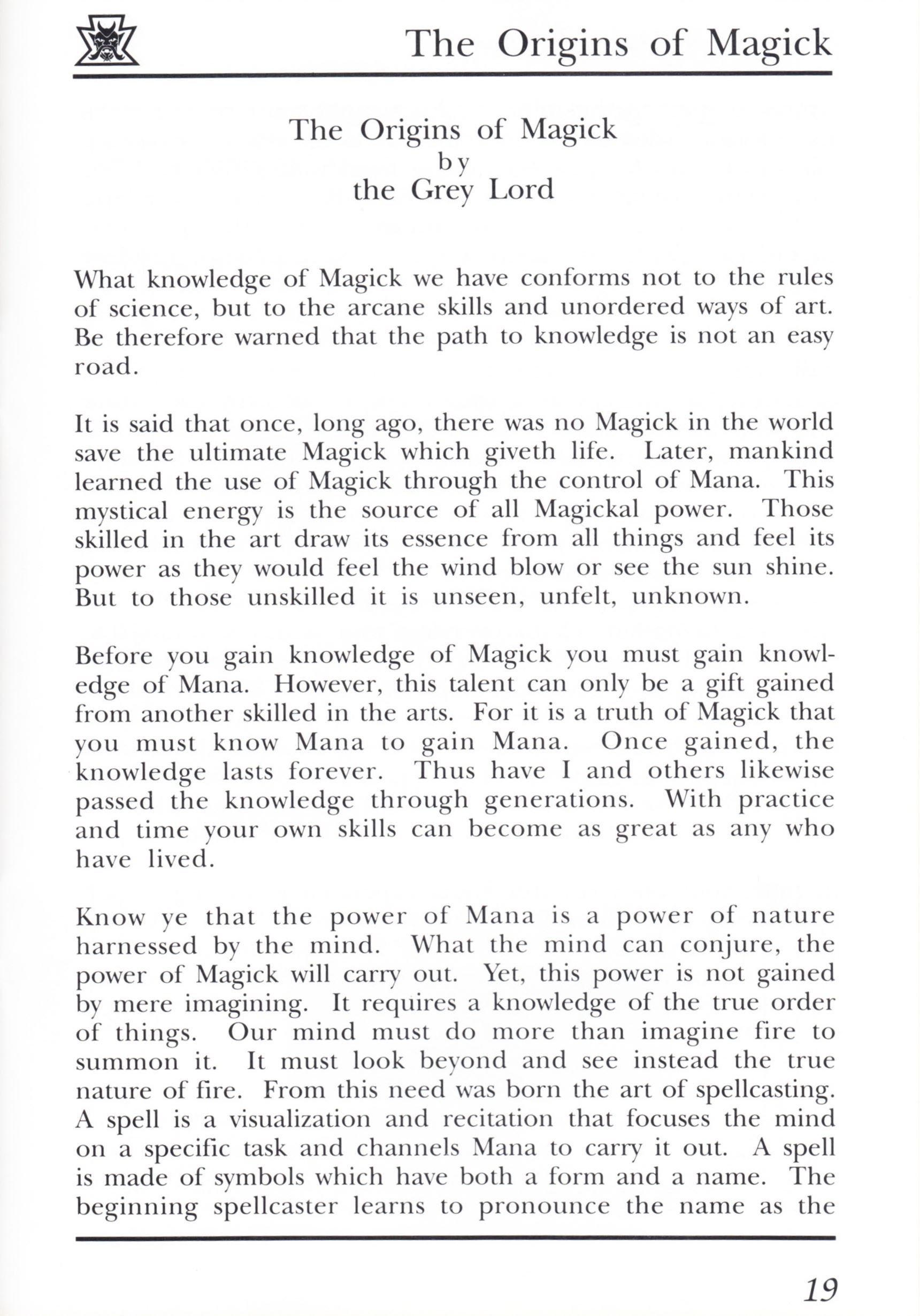 Game - Dungeon Master - UK - PC - Psygnosis - Manual - Page 039 - Scan