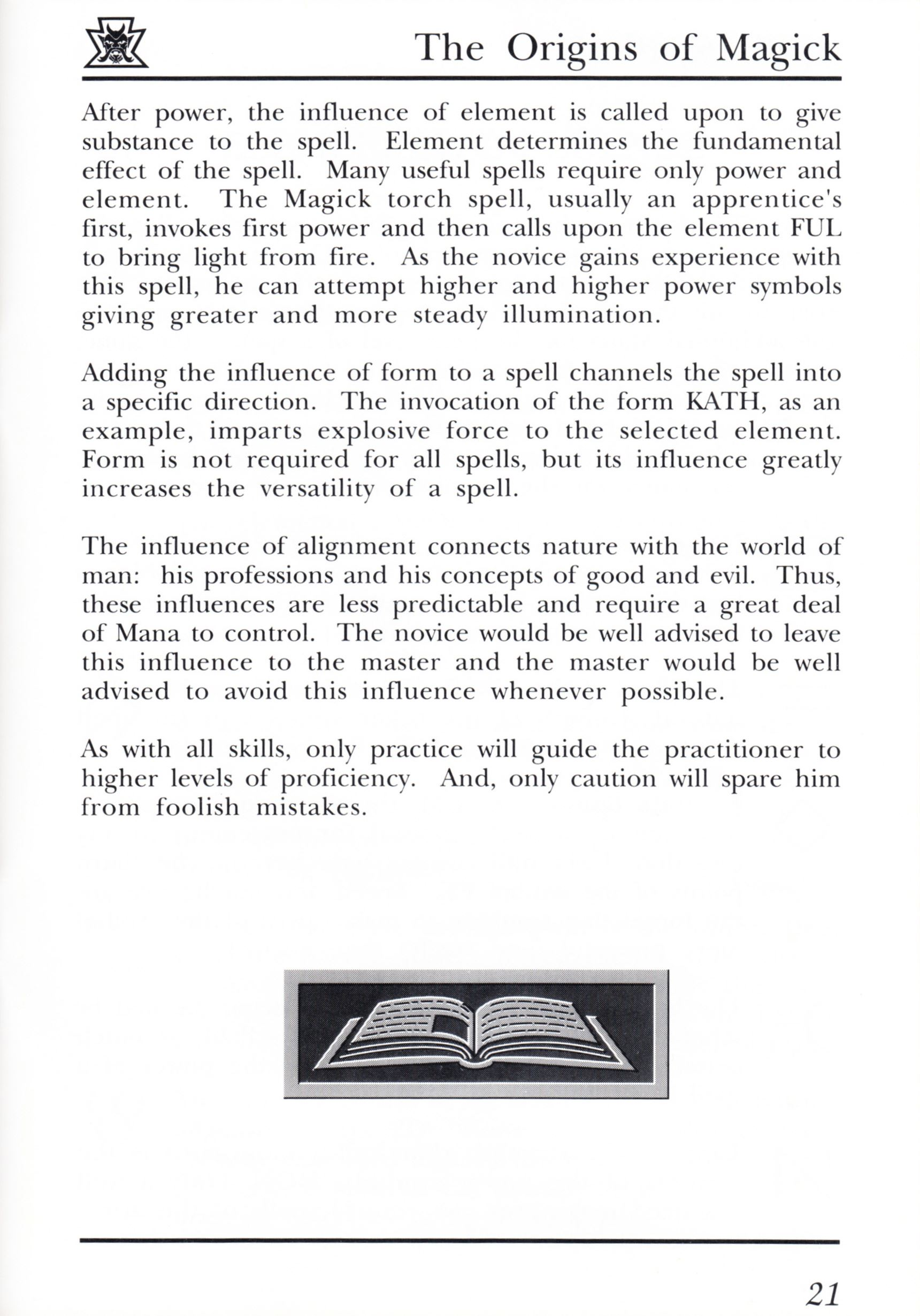 Game - Dungeon Master - UK - PC - Psygnosis - Manual - Page 041 - Scan
