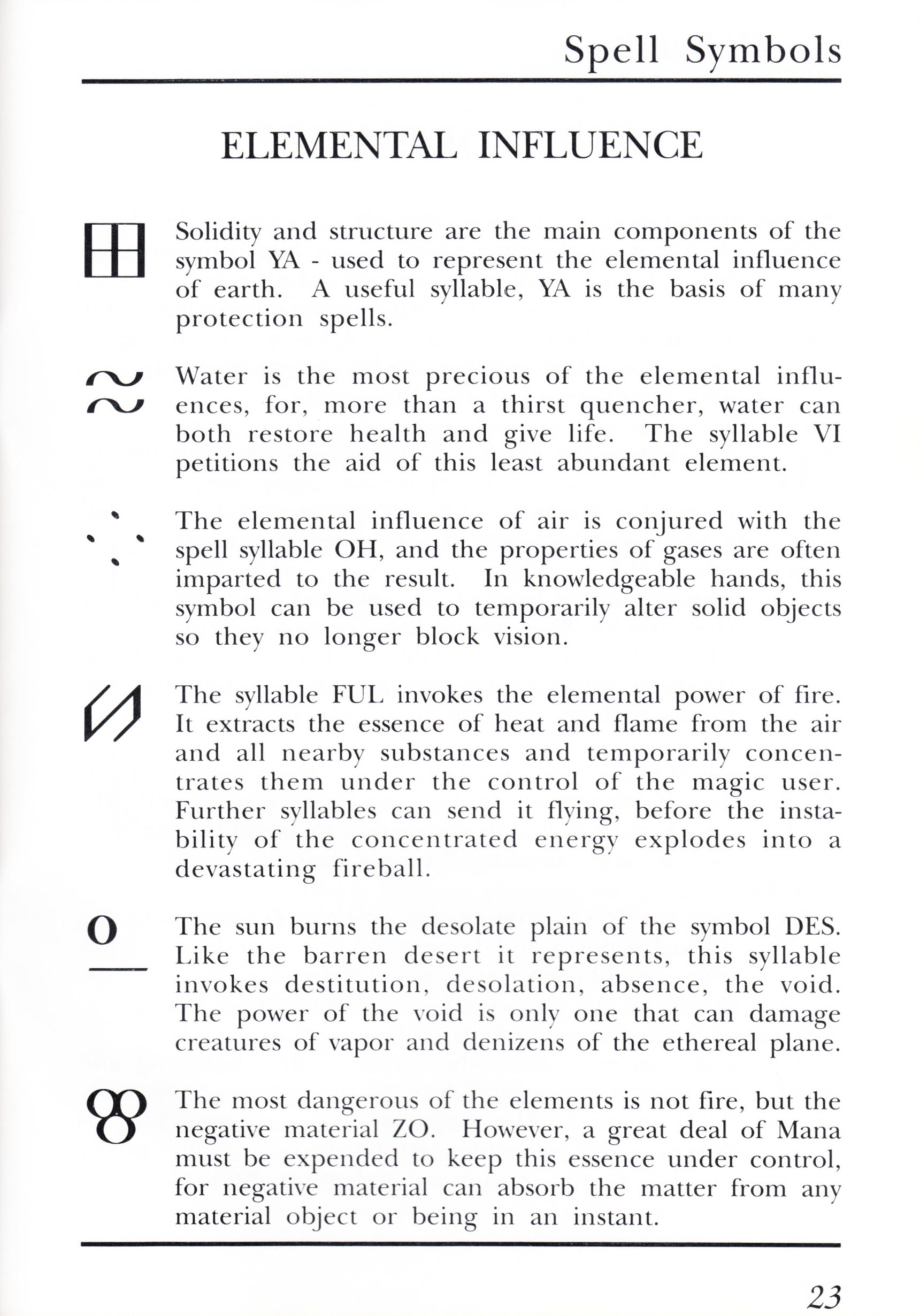 Game - Dungeon Master - UK - PC - Psygnosis - Manual - Page 043 - Scan