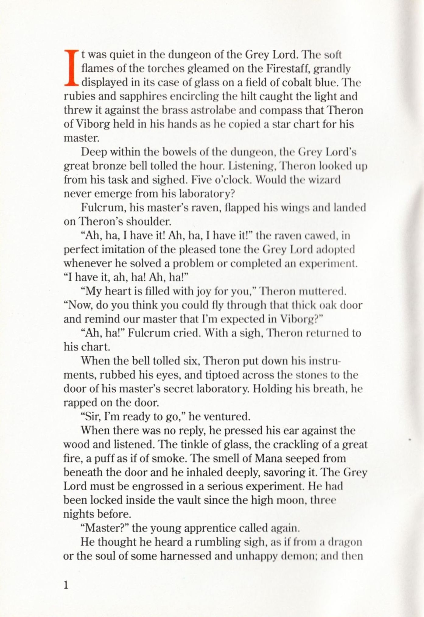 Game - Dungeon Master - US - Super NES - Manual - Page 004 - Scan