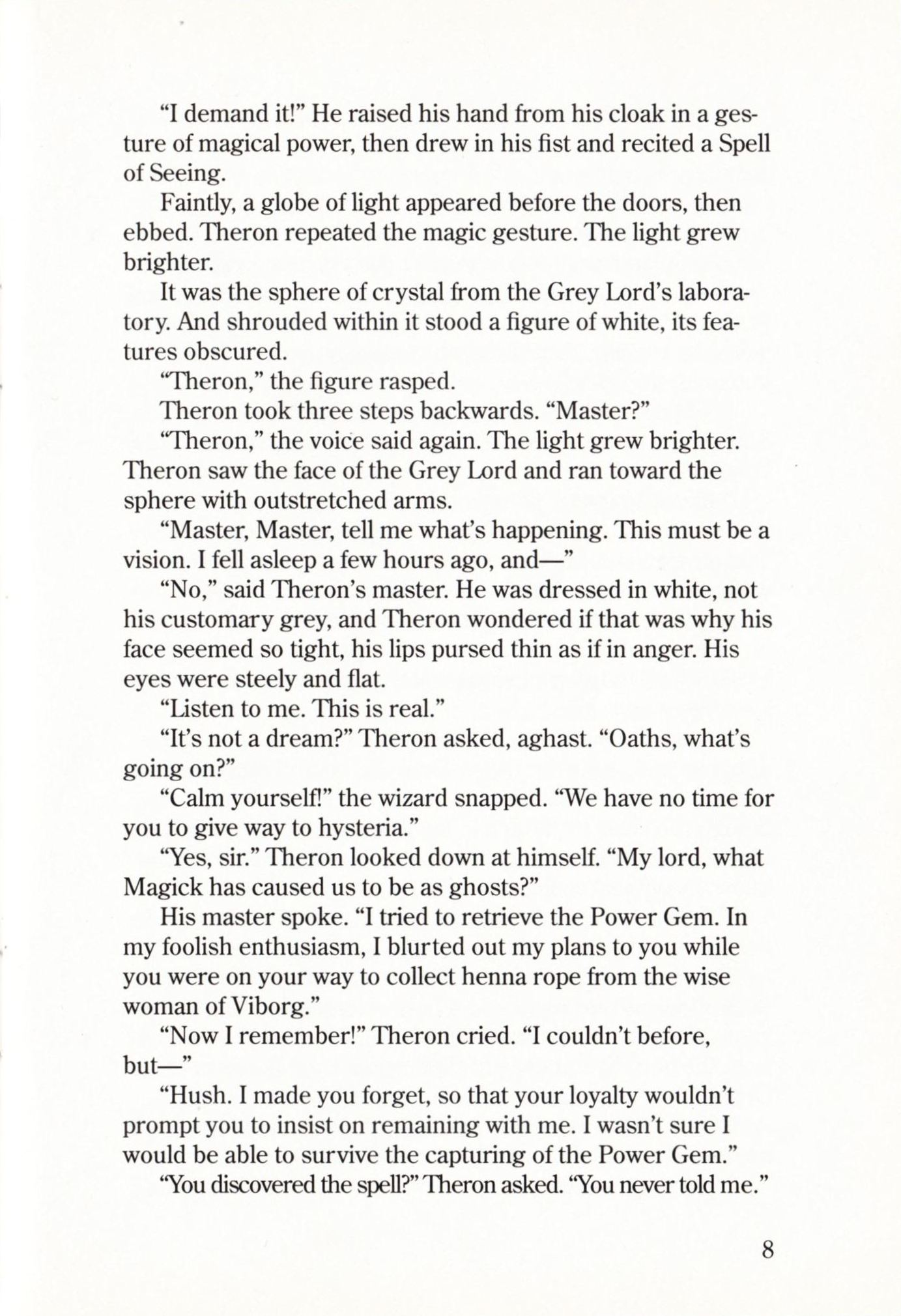 Game - Dungeon Master - US - Super NES - Manual - Page 011 - Scan