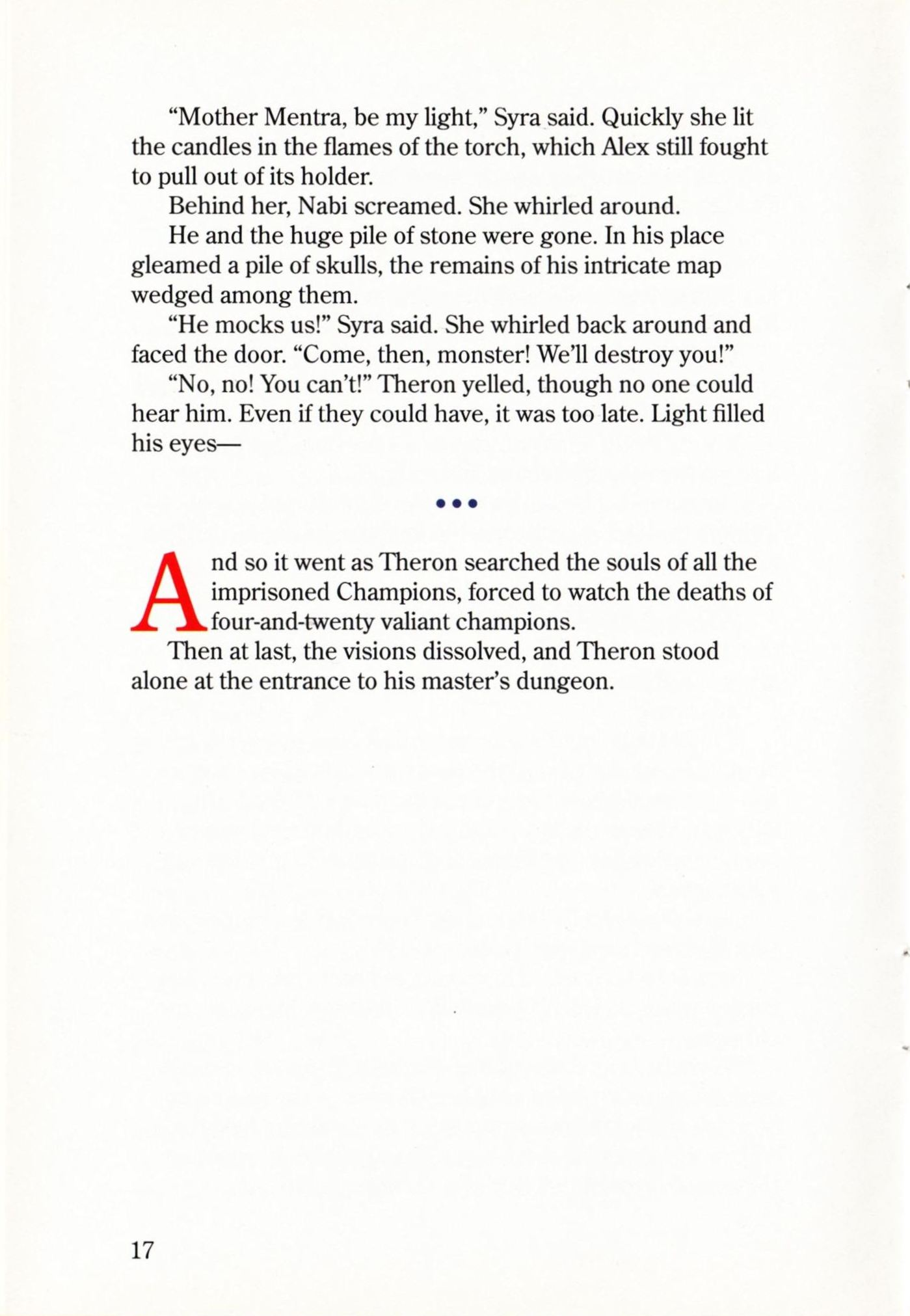 Game - Dungeon Master - US - Super NES - Manual - Page 020 - Scan