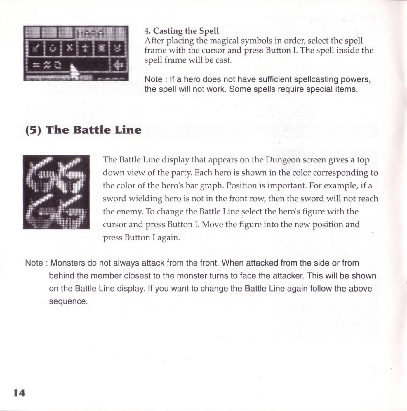 Game - Theron's Quest - US - Turbografx - Booklet - Page 016 - Scan