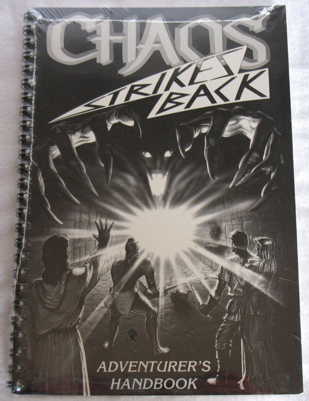 Hint Book - Chaos Strikes Back Adventurer's Handbook - US - All - Overview - Photo