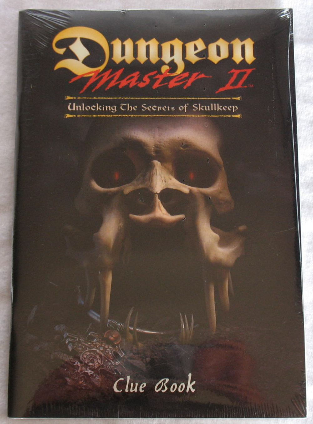 Hint Book - Dungeon Master II Clue Book - US - All - Overview - Photo