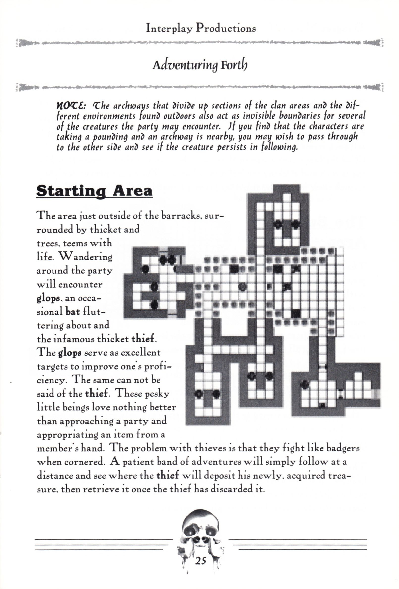 Hint Book - Dungeon Master II Clue Book - US - Page 027 - Scan