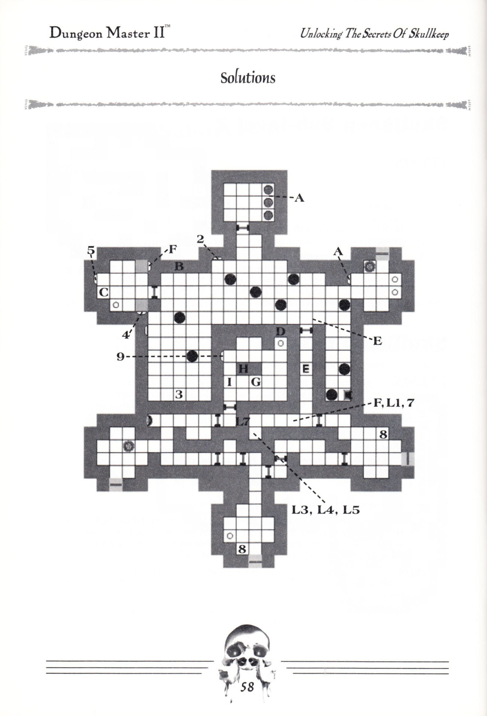 Hint Book - Dungeon Master II Clue Book - US - Page 060 - Scan