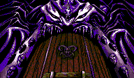 Theron's Quest for TurboGrafx / PC Engine Screenshot - Demon's Gate