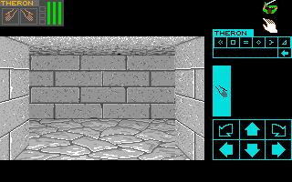 Theron's Quest for TurboGrafx / PC Engine Screenshot - In game