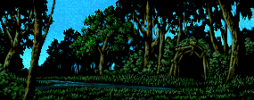 Theron's Quest for TurboGrafx / PC Engine Screenshot - Village Of Thieves