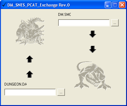DM SNES-PC Exchange