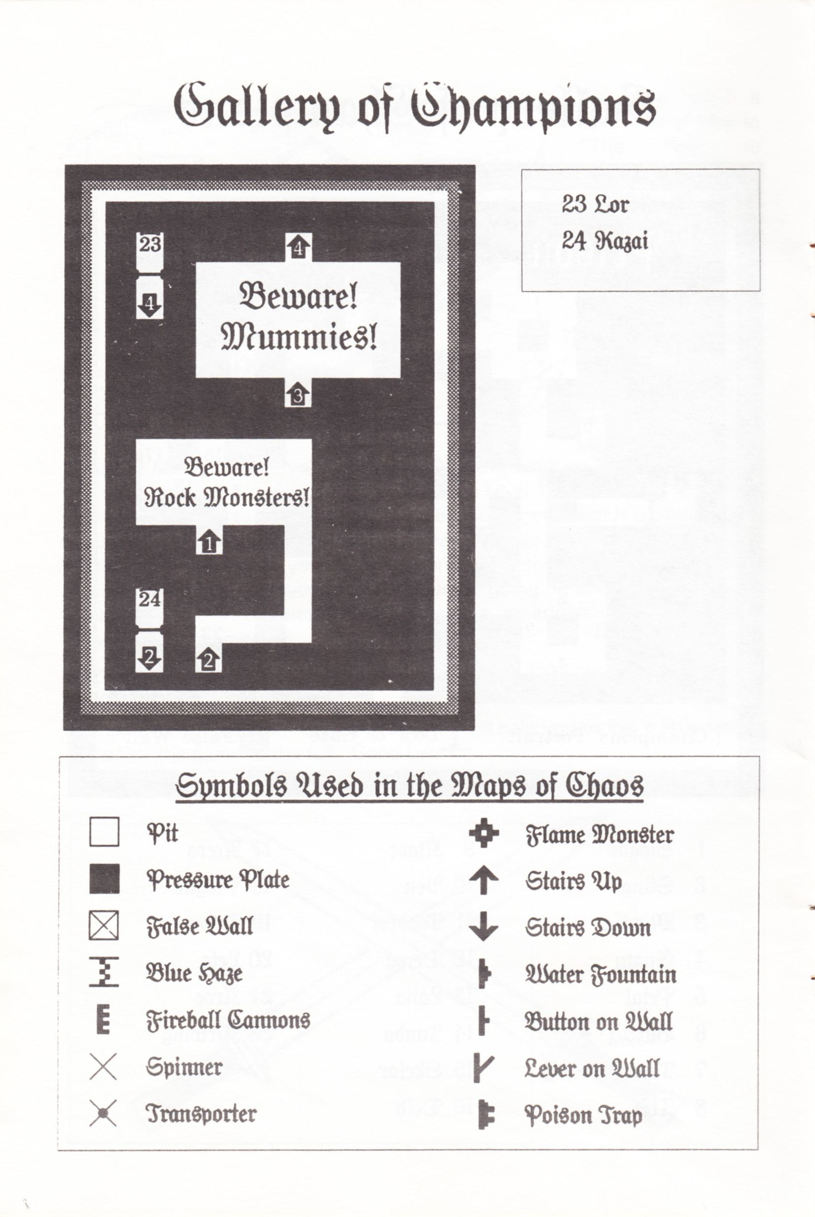 Tool - The Chaos Editor - UK - Atari ST - Manual - Page 008 - Scan
