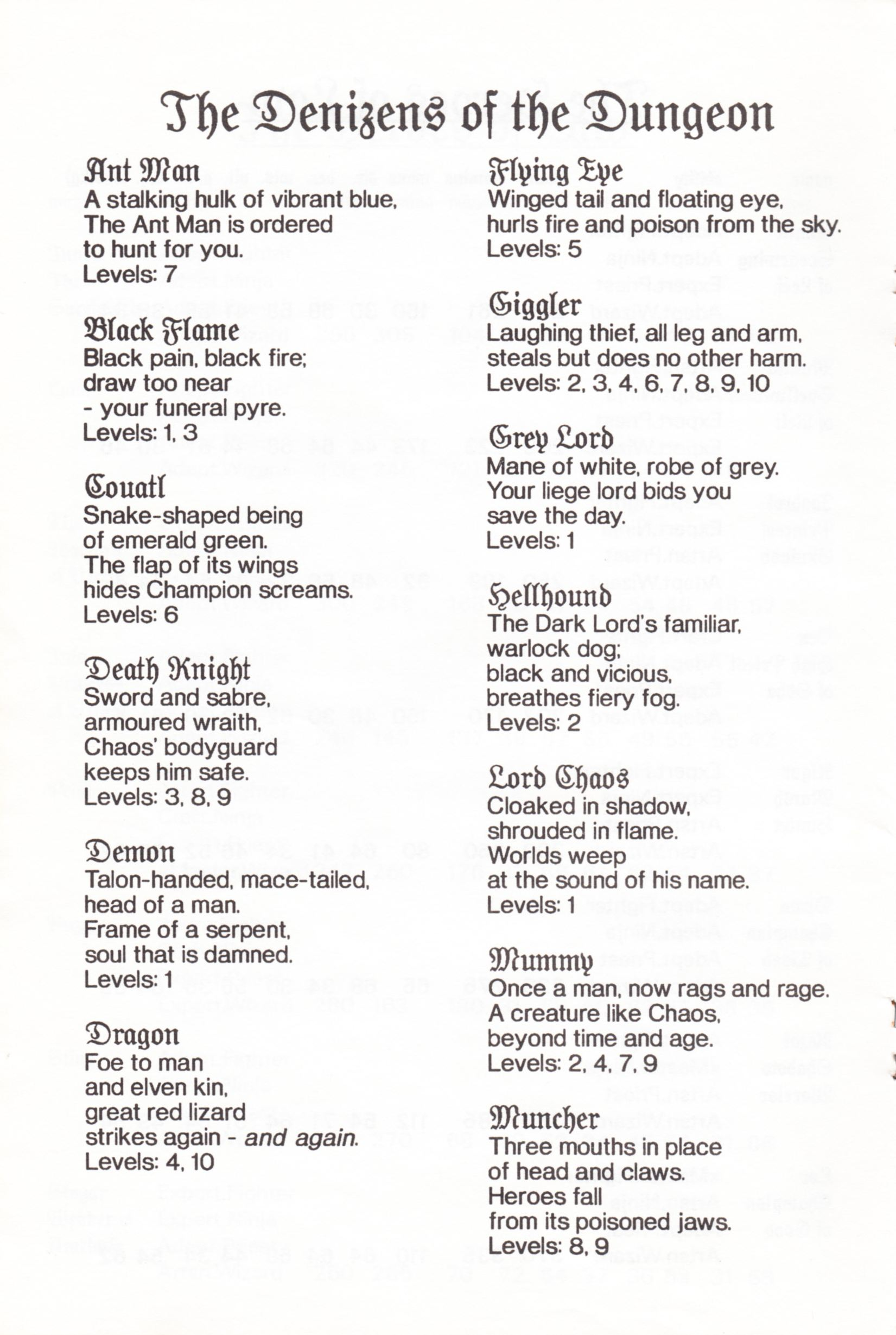 Tool - The Chaos Editor - UK - Atari ST - Manual - Page 012 - Scan
