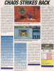 Chaos Strikes Back for Atari ST Review published in an unknown German magazine