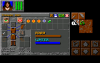 Dungeon Master II for Amiga Screenshot - In game inventory
