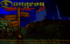 Dungeon Master II for Amiga Screenshot - Main menu