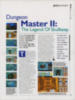 Dungeon Master II for Amiga-PC Preview published in British magazine 'Edge', Issue #1 October 1993, Page 27