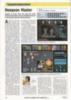 Dungeon Master for Atari ST Review published in German magazine 'Power Play', February 1988, Page 78